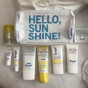 Other - Supergoop Sunscreen Bundle